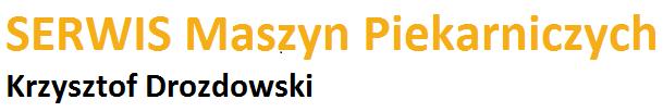 serwis maszyn piekarniczych drozdowski logo