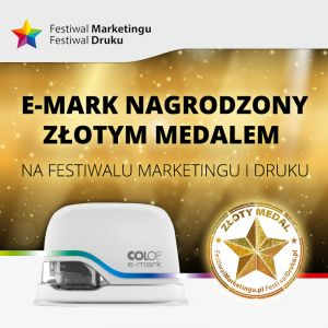 e-mark COLOP nagrodzony zlotym medalem-0f8571f4